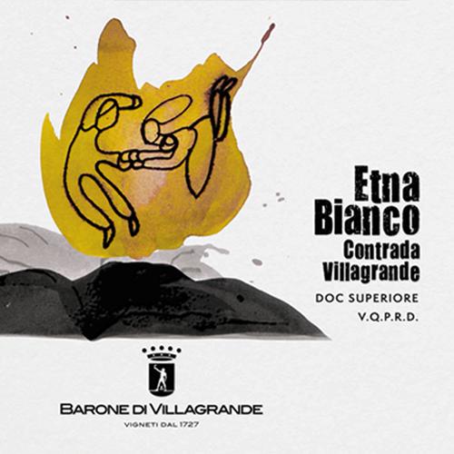 Etna Bianco DOC Superiore Contrada Villagrande