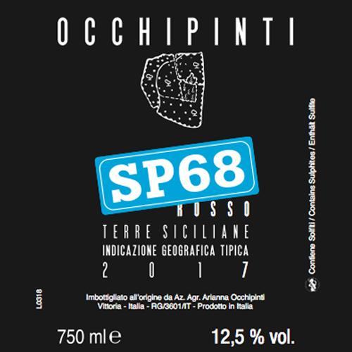 SP 68 Rosso