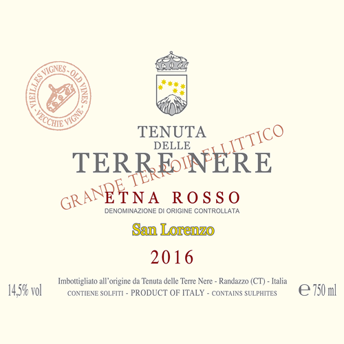San Lorenzo Etna Rosso