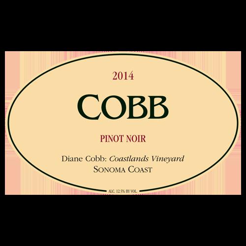 Diane Cobb Coastlands Vineyard Pinot Noir