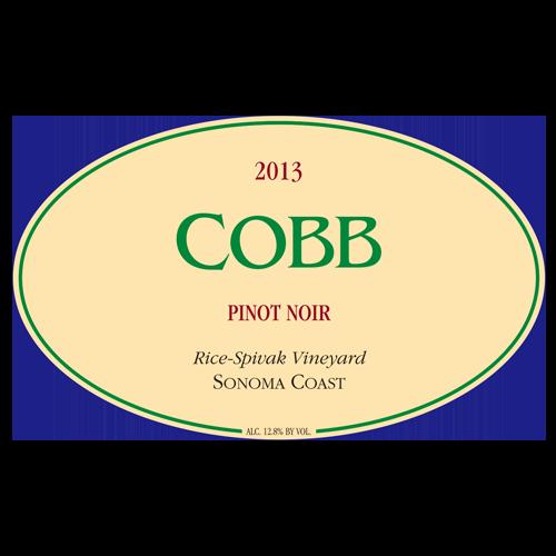 Rice-Spivak Vineyard Pinot Noir