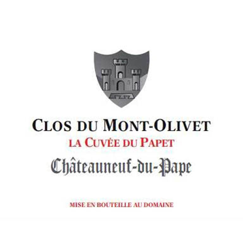 Châteauneuf-du-pape La Cuvée de Papet