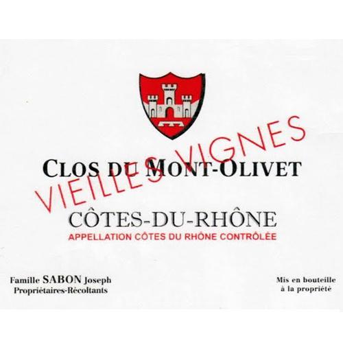 Cotes-du-Rhone Rouge Vieilles Vignes