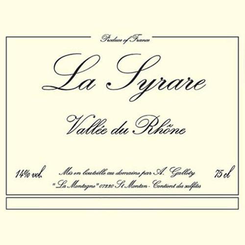 Gallety La Syrare