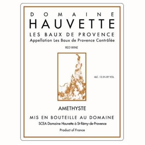 Baux de Provence Rouge Amethyste