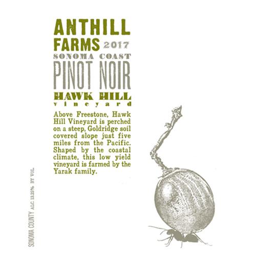 Hawk Hill Vineyard Pinot Noir