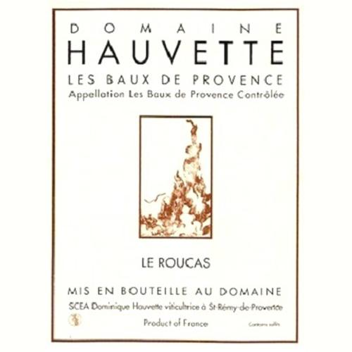 Baux de Provence Rouge Roucas
