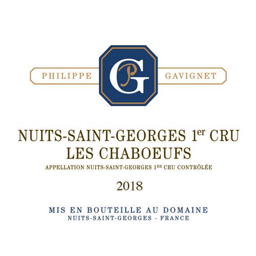 Nuits-Saint-Georges 1er Cru Les Chaboeufs