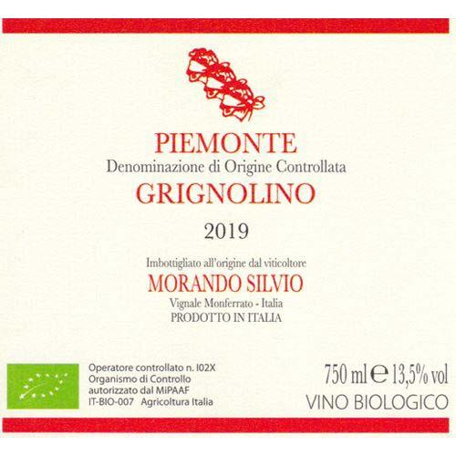 Piemonte Grignolino DOC