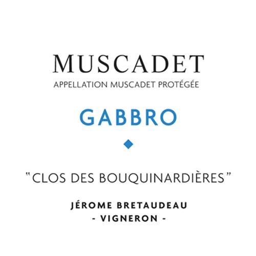 Gabbro Clos des Bouquinardieres Muscadet